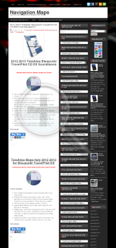 20122013 TeleAtlas Blaupunkt TravelPilot CD DX Scandinavia Full Version preview. Click for more details