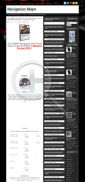 2013 BMW Navigation DVD Road Map Europe BUSINESS Eastern 2 Full Version preview. Click for more details
